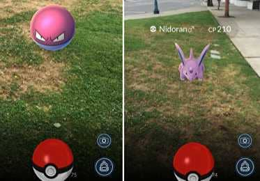 como usar Pokemon en Android