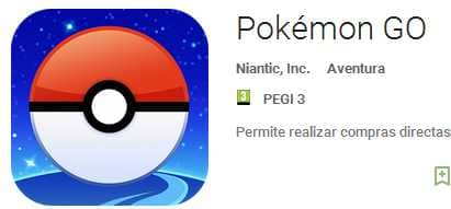 Pokemon en Android